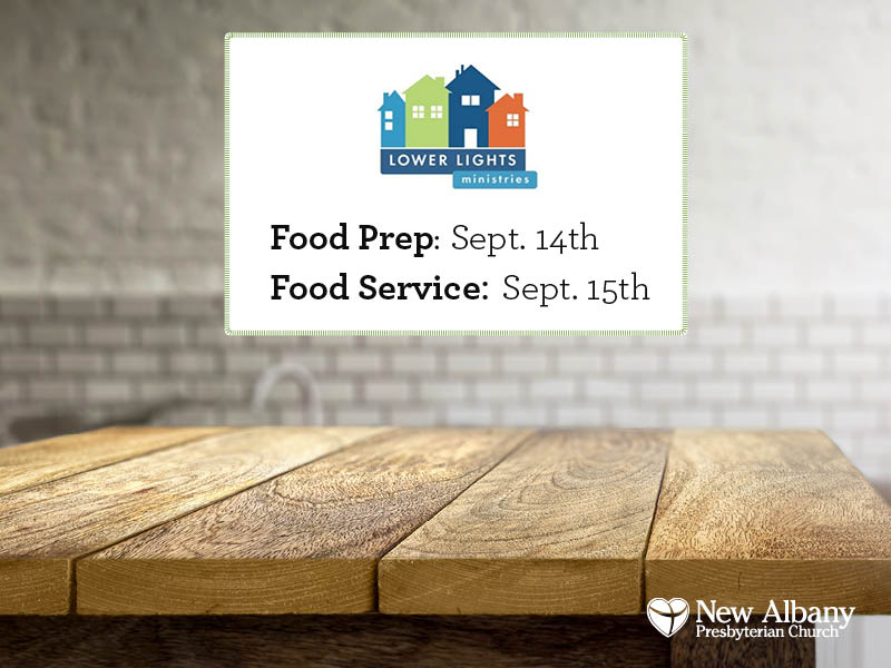 Join us to serve in Franklinton this September.