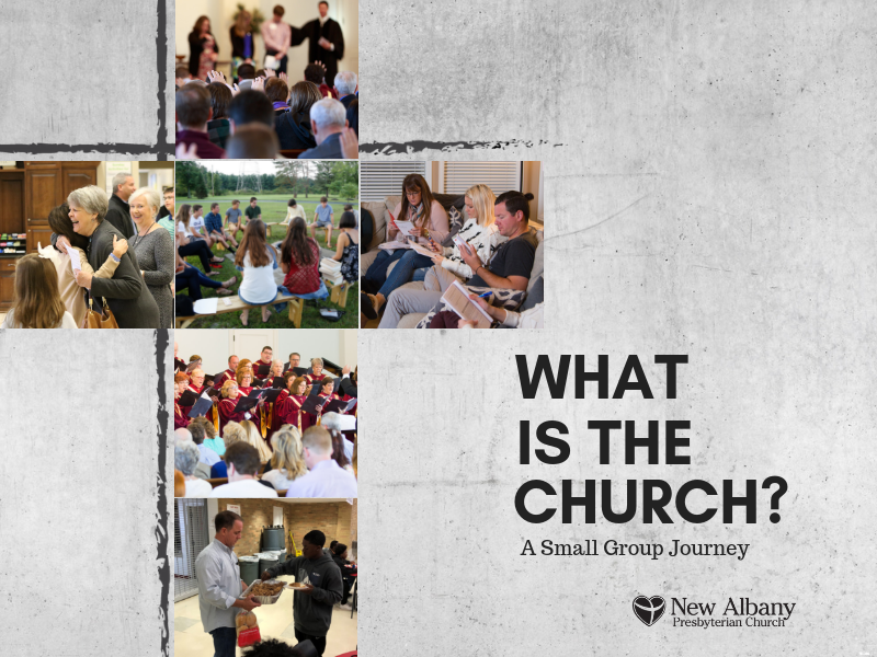 What is the Church? A Small Group Journey kicks-off February 10