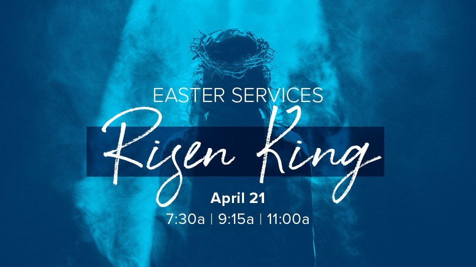 Easter 2019 Services @ NAPC