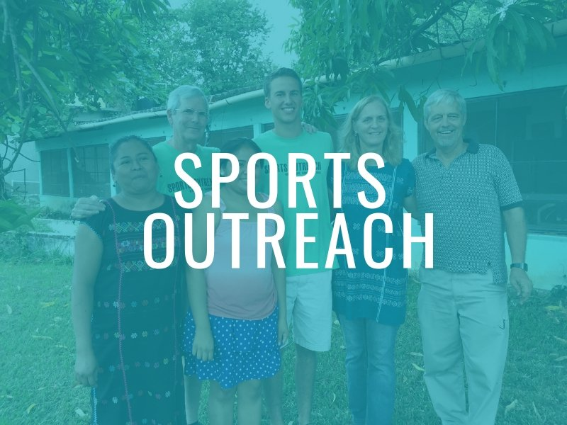 We partner with Sports Outreach to reach those in Ometepec.