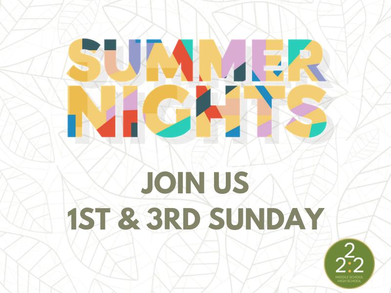 222 Summer Nights