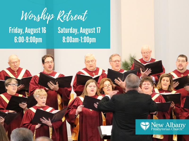 2019 Worship Retreat