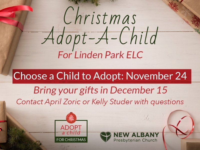 Christmas Adopt-a-Child