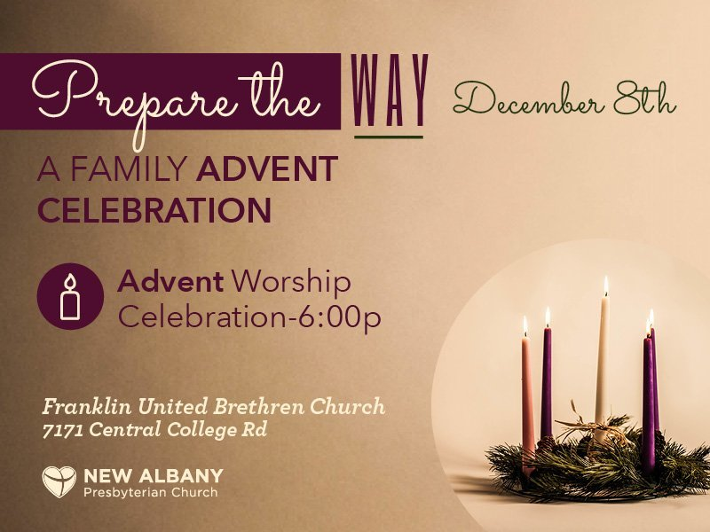 Prepare the Way: A Family Advent Celebration