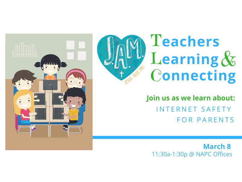 JAM! Teachers join us.