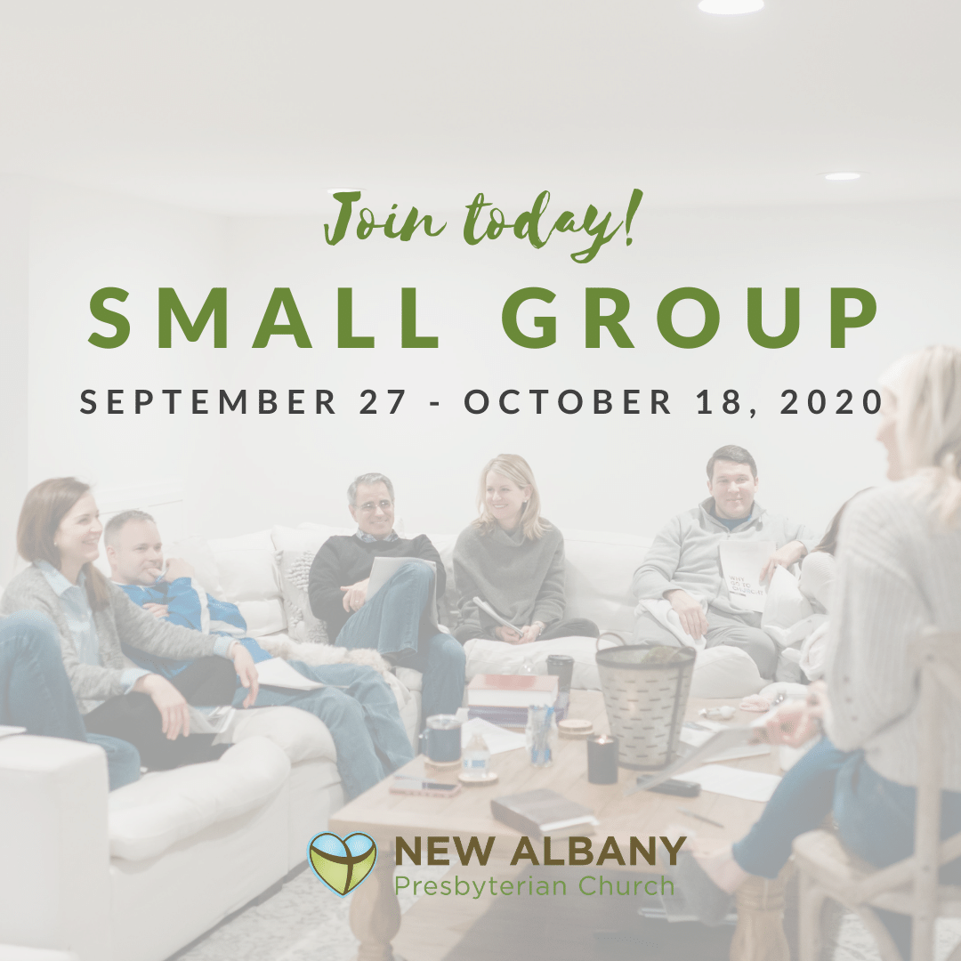 Small groups are a big deal at NAPC!
