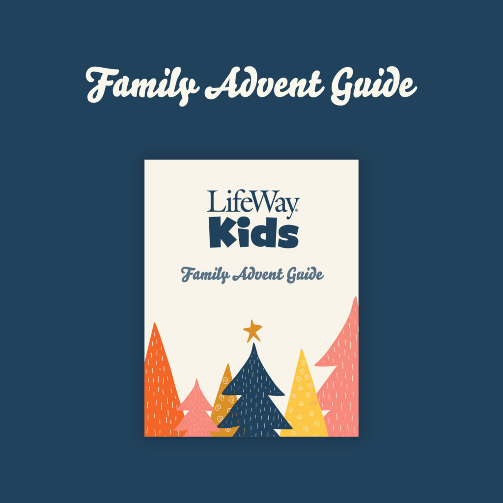 2020 Lifeway Kids Family Advent Guide