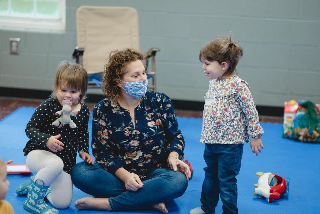 Nursery/Toddler (Childcare)